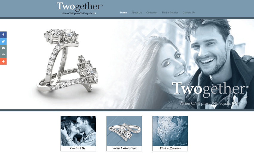 Twogether Home Page