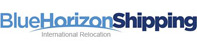 Blue Horizon Shipping Logo
