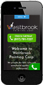 Westbrook Painting Portfolio iphone Screenshot